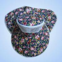 Wholesale Women's 100% Cotton Cap with Printed Design from china suppliers