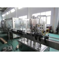 Isobaric Wine Bottle Filling Equipment