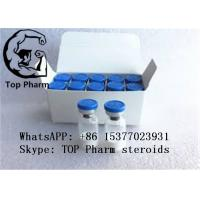 China CAS 87616-84-0 GHRP 6 Acetate For Gaining Muscles 2mg/vial  peptide 99% purity on sale
