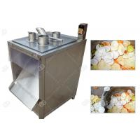 China Multifunction Fruit And Vegetable Processing Equipment  , Banana Chips Slicer Machine on sale