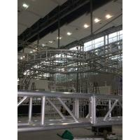 Wholesale Indoor Concert Light Trade Show Truss Square 387 mm , Easy To Install from china suppliers