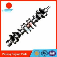 Wholesale CUMMINS engine parts company forging crankshaft NH220 6623311111 3029341 101109 130186 for Kato excavator HD1100 from china suppliers