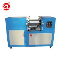 Wholesale 5kg Rubber Open Mixing Mill , Hot Two Roll Mill Machine for EVA or PVC etc. from china suppliers