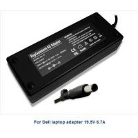 Wholesale 19.5V 6.7A Dell Universal Laptop Power Adapters 130W 4 pin with round head from china suppliers