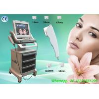 Salon beauty equipment new hifu face lift, hifu lifting, hot sale high intensity focused ultrasound hifu for sale for sale