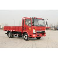 Sinotruk Howo Light Duty Commercial Trucks 12 Tons Capacity With 3800 Mm Wheel Base for sale
