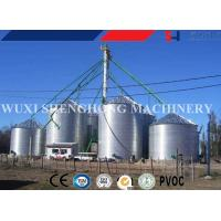 Spiral steel Silo Corrugated Side Panel Roll Forming Machine