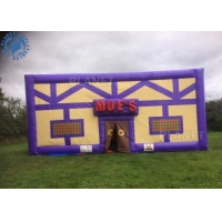 Wholesale Customized Outdoor Irish Pub Inflatable Bar Tent For Party from china suppliers
