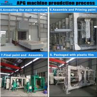 Wholesale Best apg process injection moulding machine for overhead line insulator from china suppliers