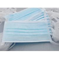 Wholesale Food Preparation Hypoallergenic Surgical Mask / Disposable Medical Face Masks from china suppliers