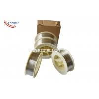 Wholesale Boiler Thermal Spray Wire NiCrTi 3.17mm Grey Metallic Color from china suppliers