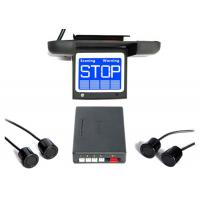 Wholesale 4 Ultrasonic Sensors Vision  LCD Display Parking Sensor With Changing Alarm Sounds CF5020 from china suppliers