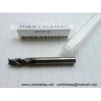 Wholesale Solid carbide end mill φ6×57,12 from china suppliers