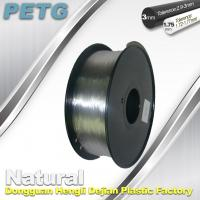 Wholesale 1.75 / 3.0 mm PETG Filament 3D Printing Transparent Materials  1.0KG from china suppliers