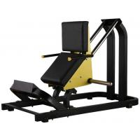 Buy cheap 198kgs Safety Seated Calf Machine , Bodybuilding Calf Exercise Machine from wholesalers