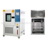 High And Low Temp Environmental Test Chamber Touch Screen With Extended Operating Life for sale