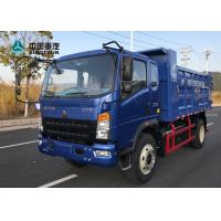SINOTRUK Homan H3 Euro3 Light Duty Commercial Trucks 130hp 4x2 10 Tons Payload for sale