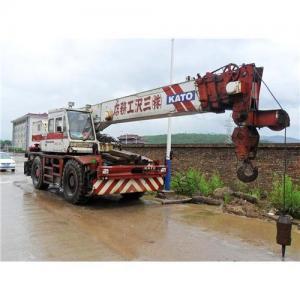 Quality 25TON Used Rough Terrain Crane-Kato rough terrain crane,used rough crane,used for sale