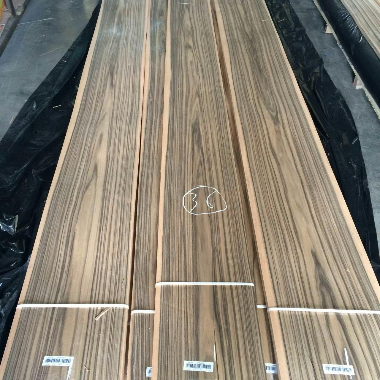 Wholesale Crown Paldao Natural Wood Veneer Full 0.52mm Thick Paldao Veneer for Furniture Doors and Architectural Panel from china suppliers