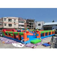 Wholesale The big bounce kids and adults blow up inflatable theme park for indoor inflatable playground fun from china suppliers