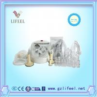 China Female lymphatic drainage and nipple breast pump enlargement breast growing beauty machine on sale