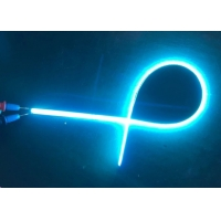 China 10W FOB COB Diffused Flexible High Density Deformable Cob Led Strip Red Blue Green Color on sale
