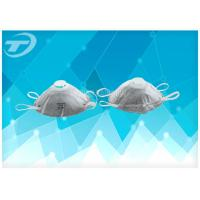 China Anti Dust 3ply Disposable Face Mask Protection For Airborne Toxic Particles on sale