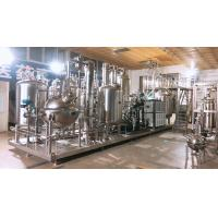 Wholesale Silver Herb Extraction Equipment Stainless Steel Supercritical Fluid Extraction Machine from china suppliers