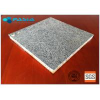 China 900 X 1500 Size Honeycomb Backed Stone Easier Control Color Difference on sale