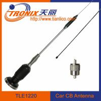 Wholesale 27mhz radio cb antenna/ magnetic mount cb car antenna/ car cb antenna TLE1220 from china suppliers
