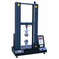 Buy cheap Flexible Easy Operation Double Column Tensile Testing Machine, Tensile Tester from wholesalers