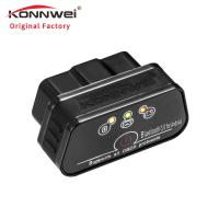 KW901 Gauge Obd2 Bluetooth Car Diagnostic Tool Android Test Car Engine ABS Housing for sale