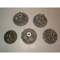 China Engine Turbocharger Parts Turbo Compressor Wheel  on sale