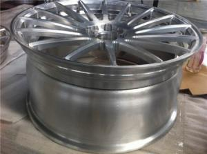 China BBF05/2 piece wheels /step lip/forged wheels/front mount rims/under cut wheels on sale