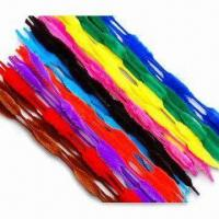 Wholesale Bump Chenille Stem, Various Colors are Available from china suppliers