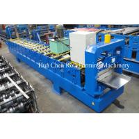 Wholesale High Grade Single Color Steel Roofing Sheet Making Machine / Roll Forming Equipment from china suppliers