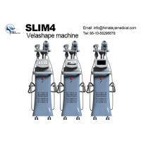 China 8.4  Velashape Vacuum Slimming Machine for Body Shaping with Vacuum RF Roller Massage with four handpiece on sale
