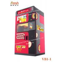 China vending machine business 240V 110V fresh orange mixed juice vending machines for hot sale with automatic cleaning system on sale