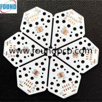 China Green Metal Core Printed Circuit Board PCB And PCBA Assembly HASL Surface on sale