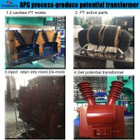 Wholesale China best supplier apg clamping machine for apg process for high voltage instrument transformer from china suppliers