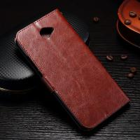Wholesale Huawei Y7 Crazy Horse Leather Wallet Case , Slim Design Huawei Phone Cases from china suppliers
