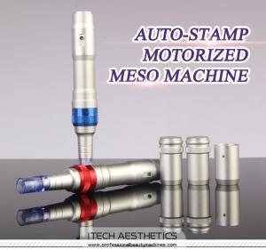 Wireless Derma Pen Professional Beauty Machines Micro Skin Needling 12 Needles