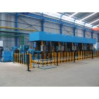 Electric Tandem Rolling Mill Continuous 700mm 5 Stand Carbon Steel AGC