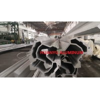 Buy cheap Rock Drilling T6 Feed Beam Extruded Aluminium Profile 14ft Length from wholesalers