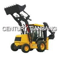 Wholesale XCMG construction machinery Backhoe loader XT876 from china suppliers