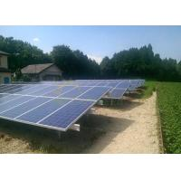 Wholesale High Flexibility Ground Mount Solar System Long - Life Overall Performance from china suppliers