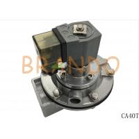 Wholesale CA45T Dust Collector Valve With Threaded Ports / G1 1/2'' Air Cylinder Valve from china suppliers