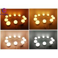 Wholesale Hidden Wiring LED Makeup Vanity Lights With Dimmer Waterproof Adhensive Sticker from china suppliers
