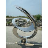 China Stainless Steel Sculpture on sale