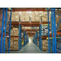 China Forklift Trucks Cross Bridge Pallet Rack Shelving on sale